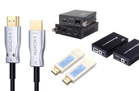 HDMI to Fiber