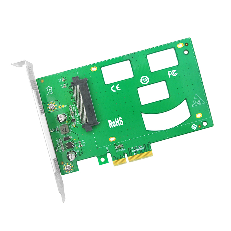 How to connect PCIe SSD to Motherboard?