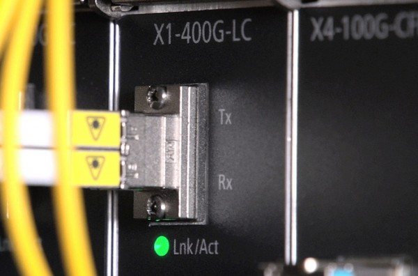 Alcatel-Lucent Shanghai Bell core router service China Telecom data center
