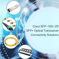 Cisco SFP-10G-ZRSFP+ Optical Transceiver Connectivity Solutions