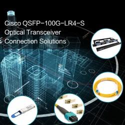 Cisco QSFP-100G-LR4-SOptical Transceiver Connection Solutions