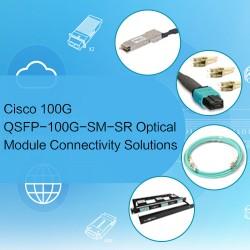 Cisco 100G QSFP-100G-SM-SROpticalModule Connectivity Solutions