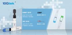 Welcome to CEBIT (June 12-15, 2018) & ISC (June 25-27, 2018)