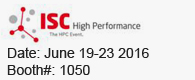 10Gtek | SFPcables.comwill be attending ISC 2016